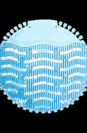 Urinal Screen Blue Ocean by Ardrich Adsan