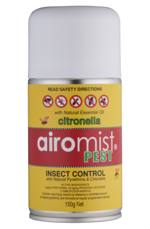 Ardrich Airomist Citronella Insect Control Pest Refill metered
