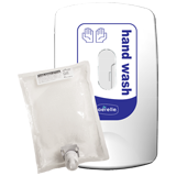 Ardrich Foam soap dispenser and pouch