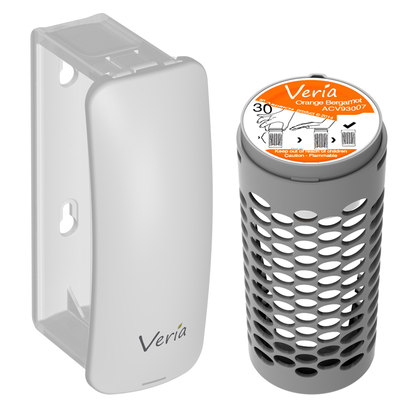 Passive Air Freshener Ardrich Veria Starter Pack Orange Bergamot