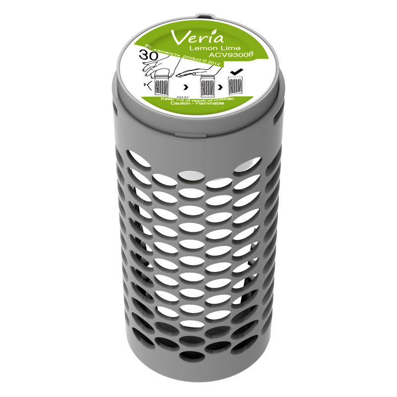 Passive Air Freshener Ardrich Veria Refill Lemon Lime