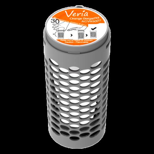 Passive Air Freshener Ardrich Veria Refill Orange Bergamot