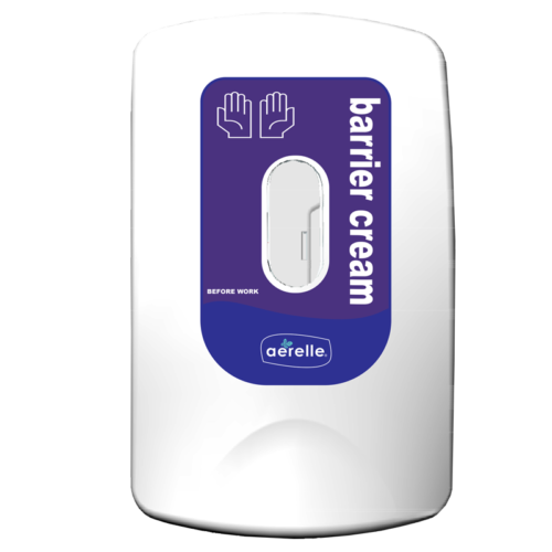 Barrier Cream Dispenser by Ardrich Aerelle