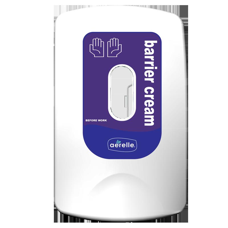 Barrier Cream Dispenser by Ardrich Aerelle