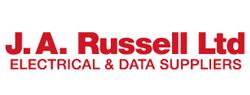 JA Russell Logo